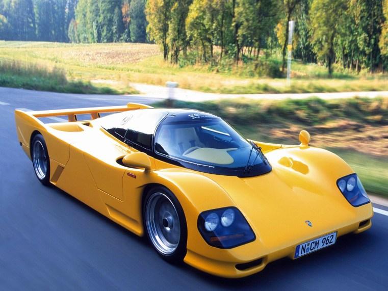 1994 Dau1994 Dauer 962 Le Manser 962 Le Mans Gallery