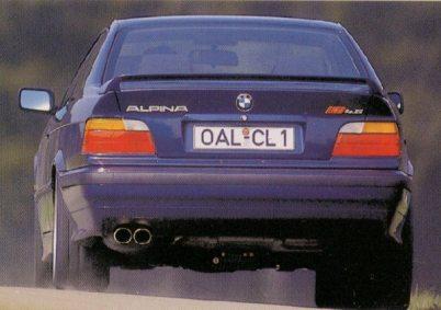 1995 Alpina B8 4.6
