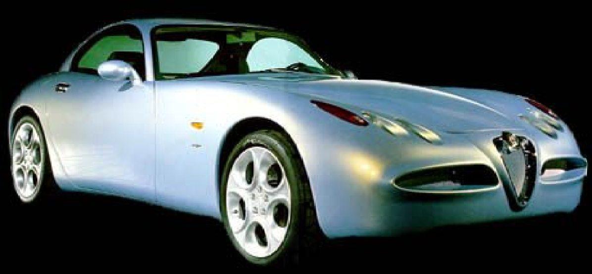 1996 Alfa Romeo Nuvola Concept
