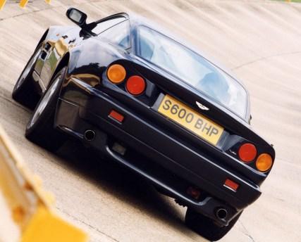 1998 Aston Martin V8 Vantage V600