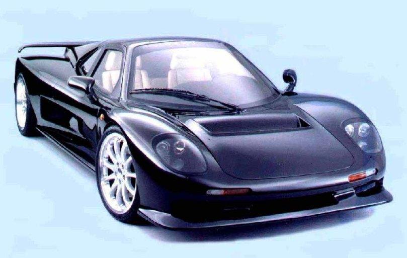 1998→1999 Ascari Ecosse