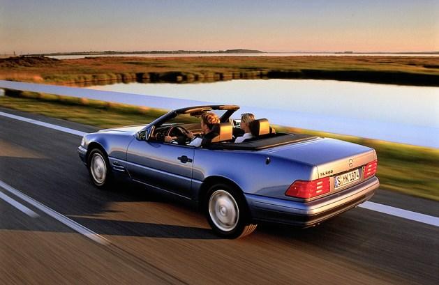 1999 Mercedes-Benz SL 600