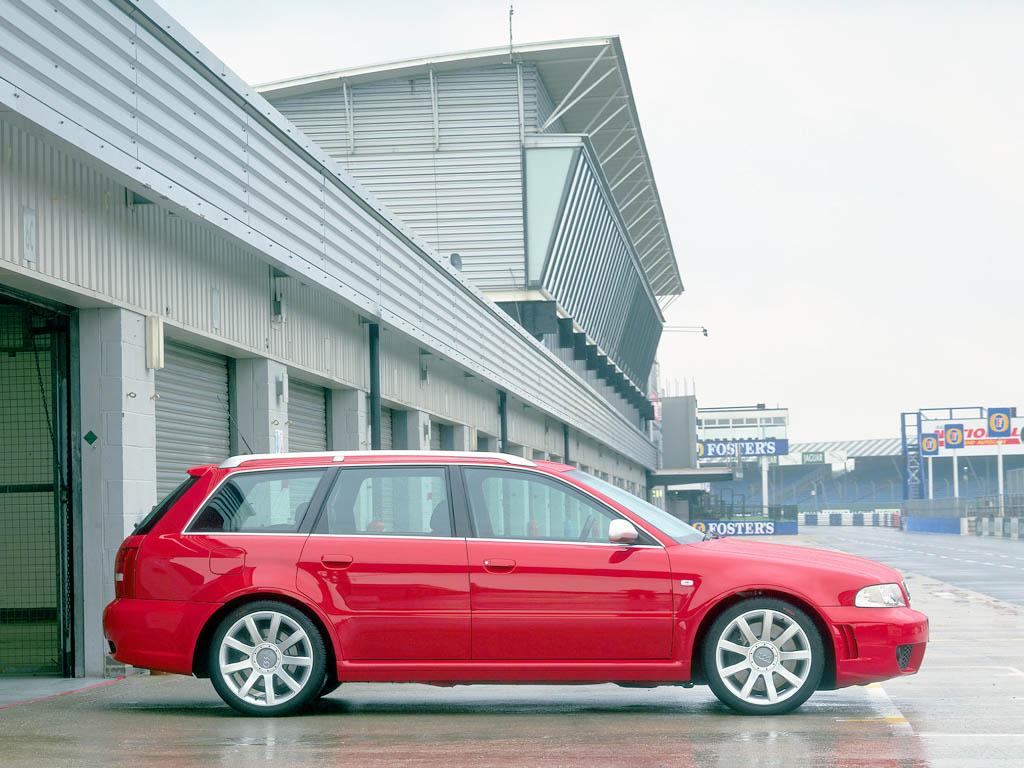 Audi A4 2006 Interior