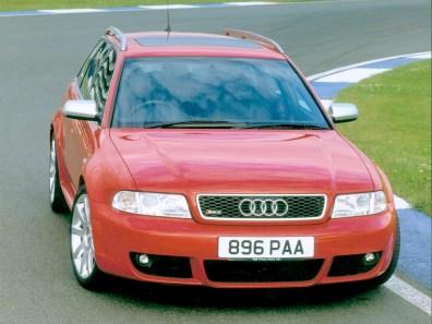 2000 Audi RS 4 Avant