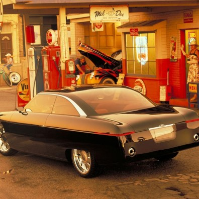 2001 Ford 49 Concept