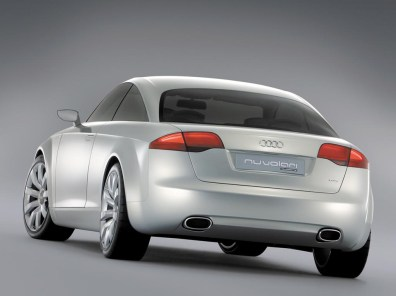 2003 Audi Nuvolari Quattro Concept