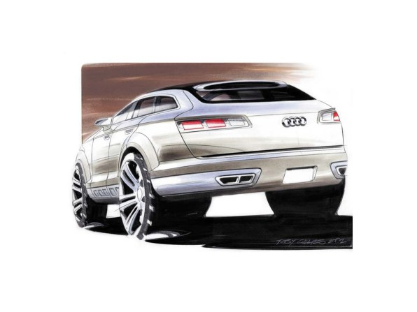 2003 Audi Pikes Peak Quattro Concept