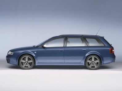 2004 Audi RS 6 Avant Plus