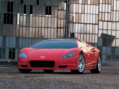 2004 Toyota Alessandro Volta Concept