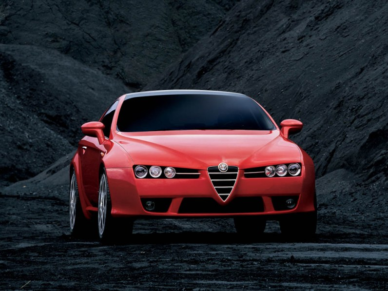 2005 Alfa Romeo Brera