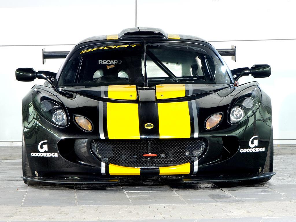 2006 Lotus Sport Exige GT3 Lotus