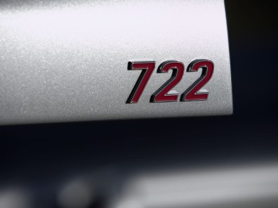 2007 Mercedes-Benz SLR 722 Edition