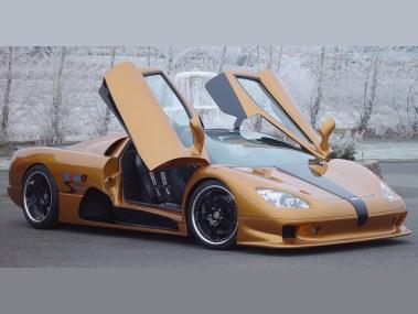 2007 SSC Ultimate Aero