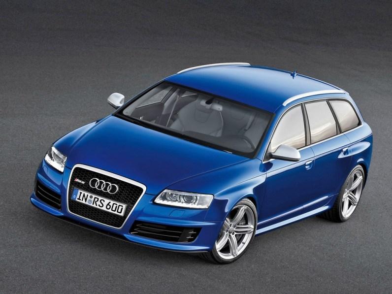 2008 Audi RS 6 Avant 5.0 TFSI quattro