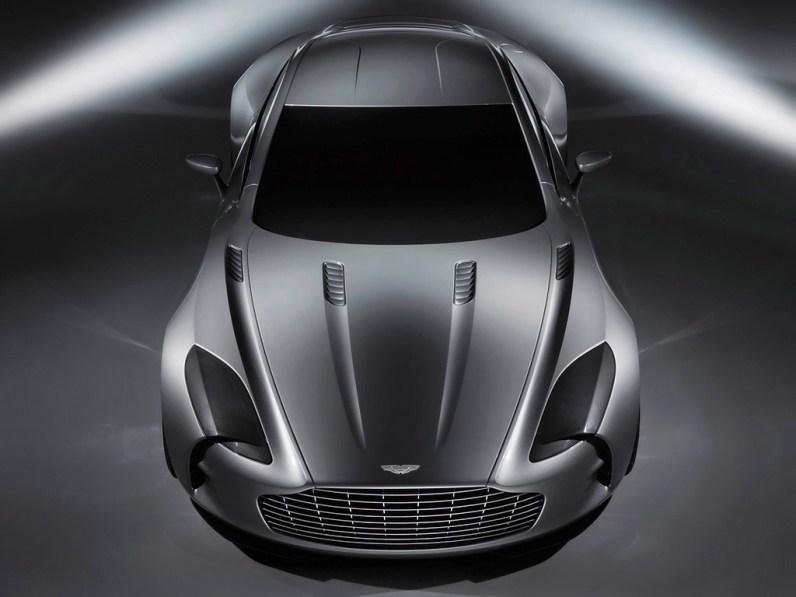 2009 Aston Martin One-77 Prototype