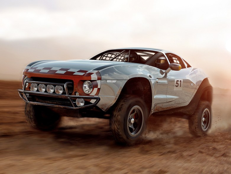 2010 Local Motors Rally Fighter
