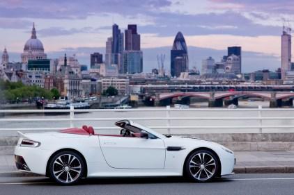 2012 Aston Martin V12 Vantage Roadster