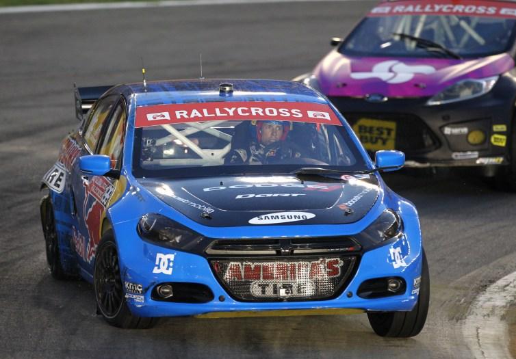 2012 Dodge Dart RallyCross