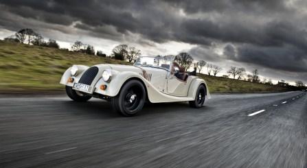 2012 Morgan Roadster 3.7