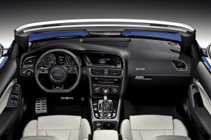 Audi RS 5 Cabriolet/Cockpit