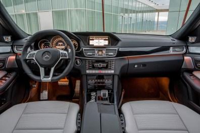 2013 Mercedes-Benz E 63 AMG Saloon