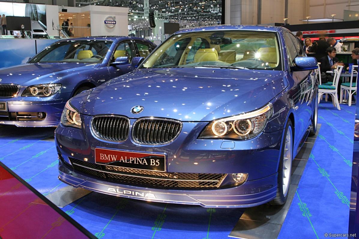 2005 Alpina B5 Coupé