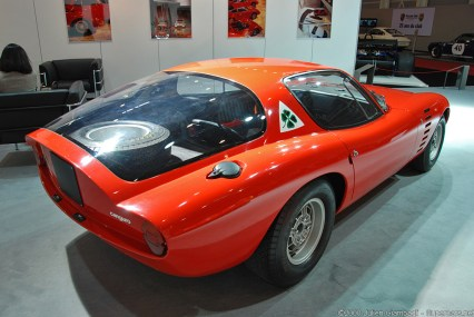 1964 Alfa Romeo Canguro Concept