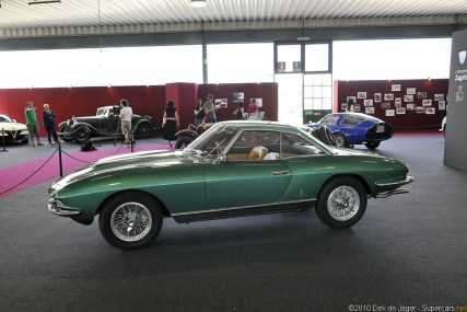 1962 Alfa Romeo 2600 Pininfarina Speciale