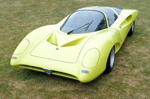1969 Alfa Romeo T33/2 Pininfarina Concept