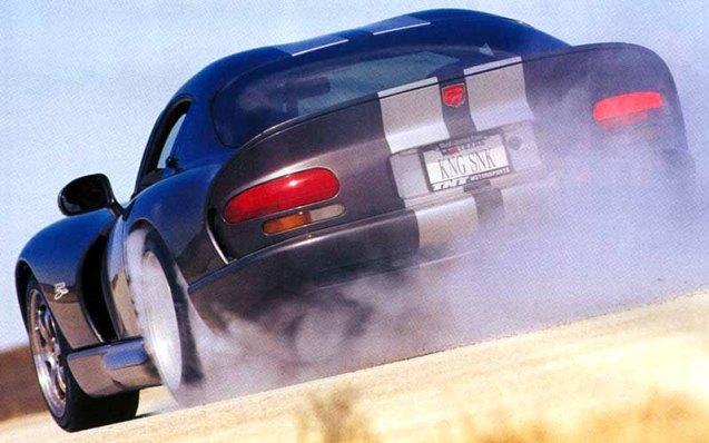 2000 Dodge TNT King Snake Viper