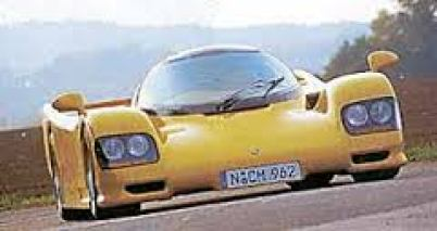 1994 Dauer 962 Le Mans