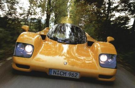 1994 Dauer 962 Le Mans Gallery