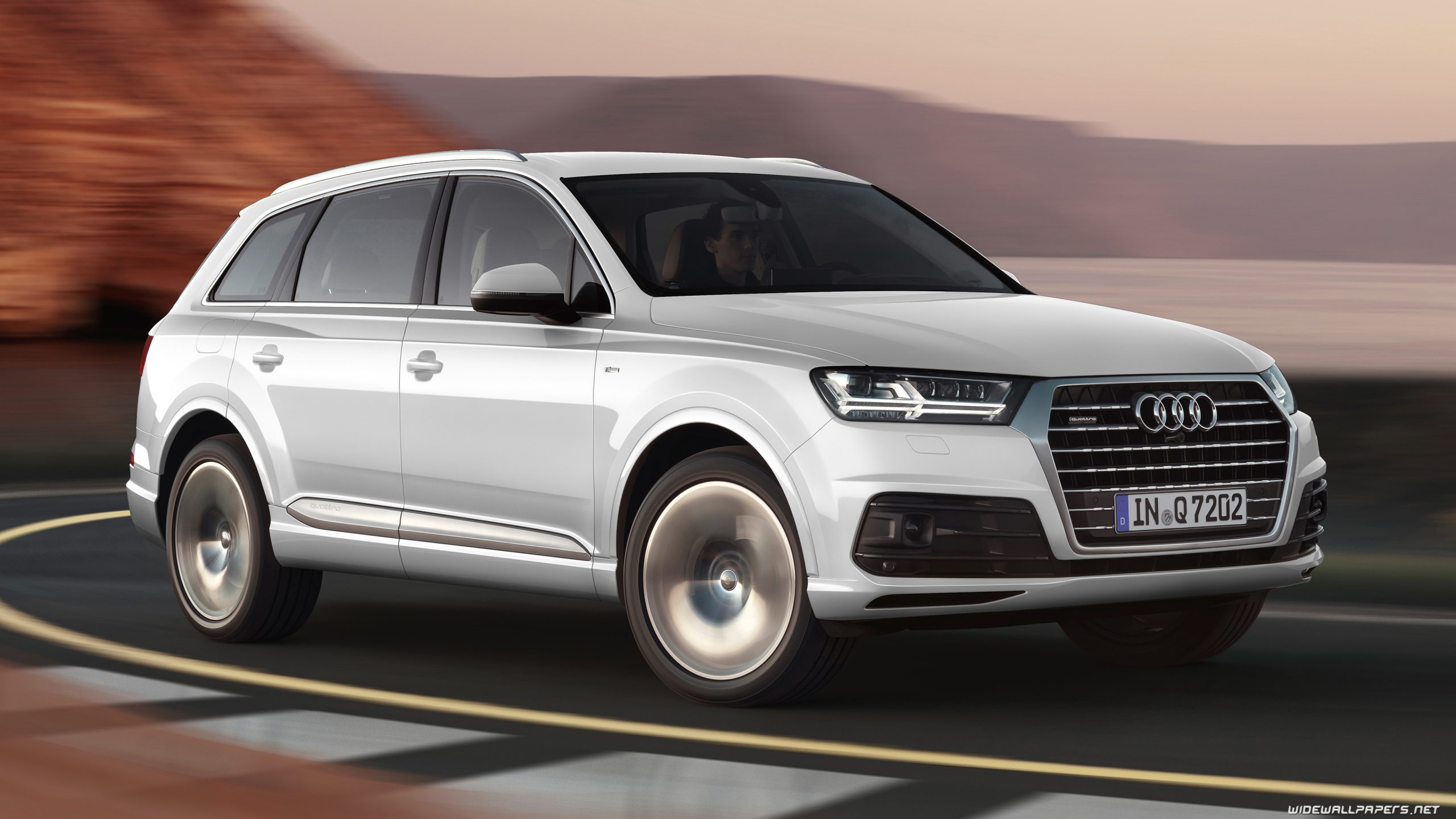 """Back to gallery 2020 audi q7 """"audi releases updates for the second generation q7. 2016 Audi Q7 Wallpapers Supercars Net"""