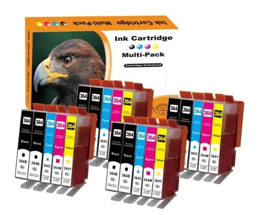 364XL Multipack voor HP van 20 inktpatronen