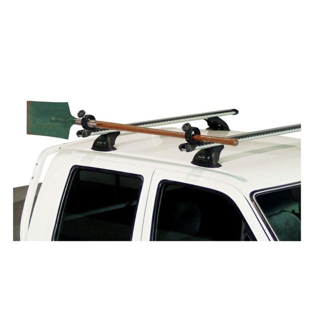 prorack roof rack shovel holder