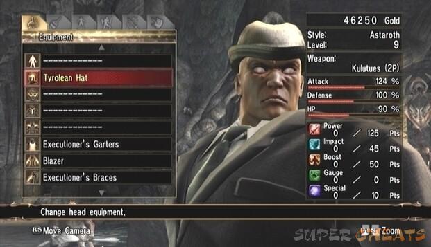 Character Creation Soul Calibur IV Guide