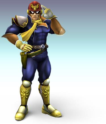 Captain Falcon Guide