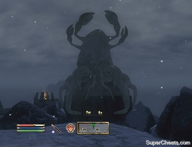 Oblivion Bruma Elder Map Scrolls