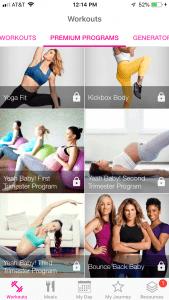 Jillian Michaels Pregnancy Workout