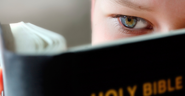 how to get kids to read the bible