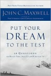 put your dreams to the test jmaxwell 2