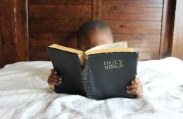 """Read Your Bible"" Kid Challenge"