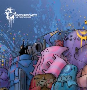 Waxolutionists - We Paint Colors