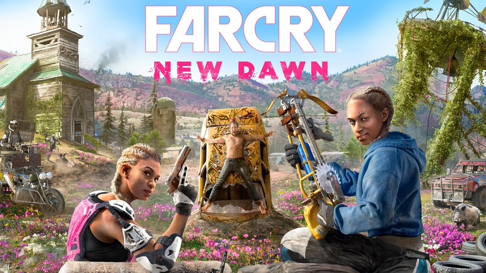 FarCry New Dawn features