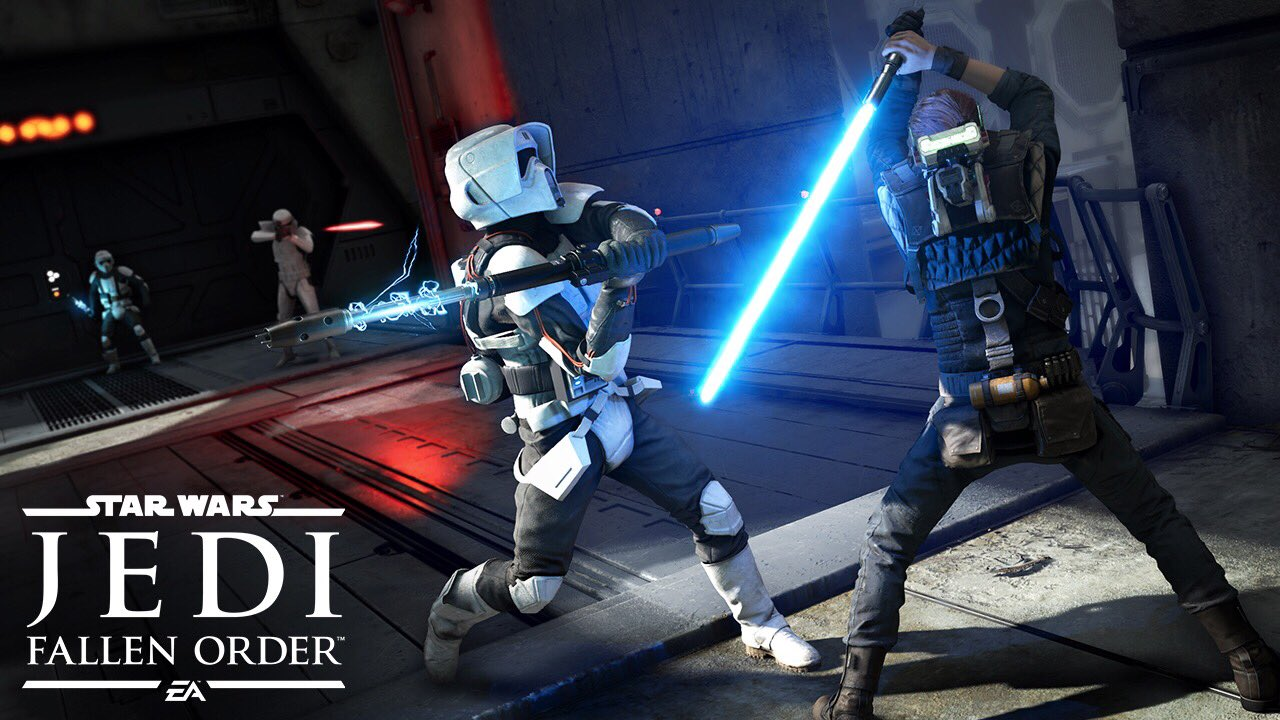 Star Wars: Fallen Order Gameplay Reveal