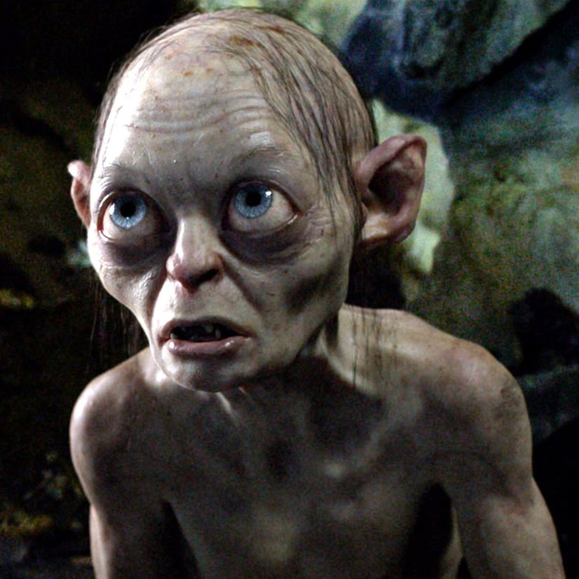Gollum - Lord of the Rings - Gaming References