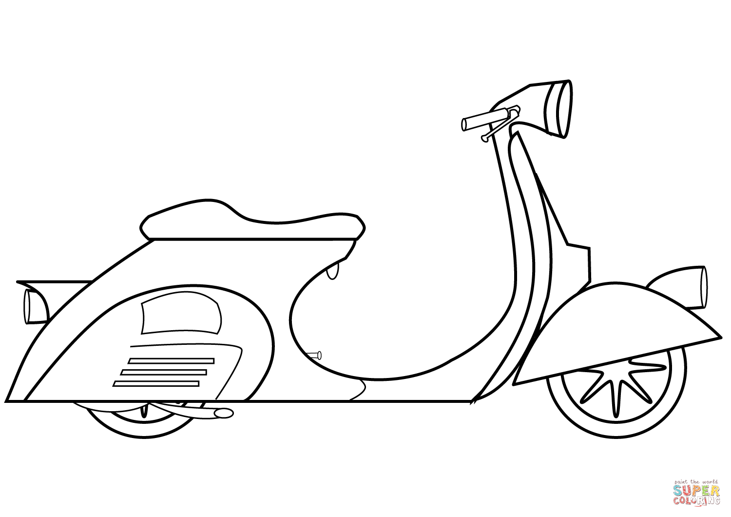 Eu Moped M Larbok