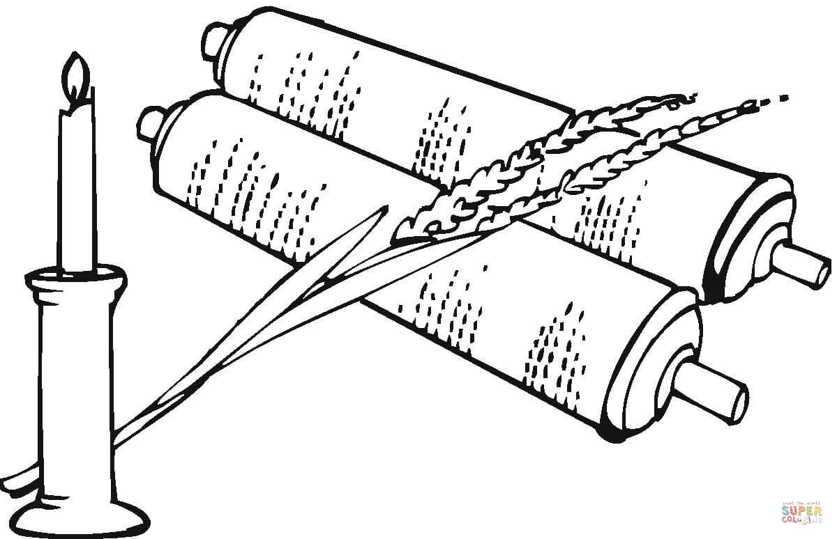 Victims Coloring Page