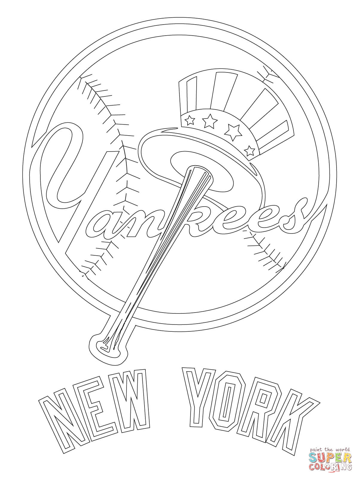 New York Giants Logo Coloring Pages Coloring Pages