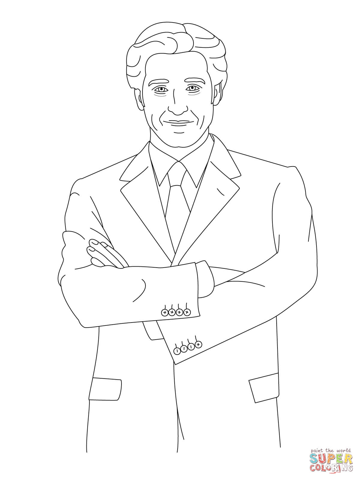 Robert Philip Coloring Page Free Printable Coloring Pages
